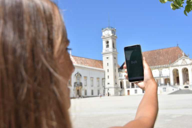 Jornal Campeão: A empresa Bolt, antiga Taxify, chega à cidade de Coimbra