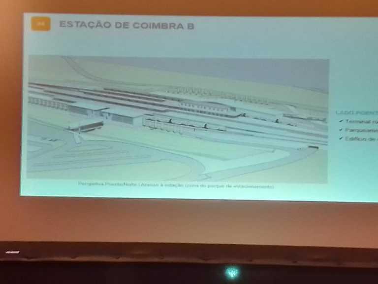 Jornal Campeão: Nova Estação de Coimbra-B vai avançar e MetroBus entra no Pediátrico