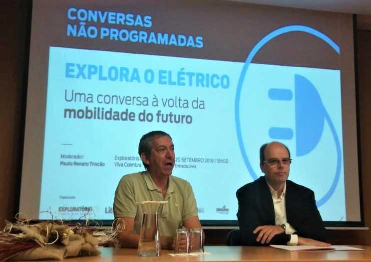 Jornal Campeão: João Ataíde marca presença na conferência do Exploratório e Litocar