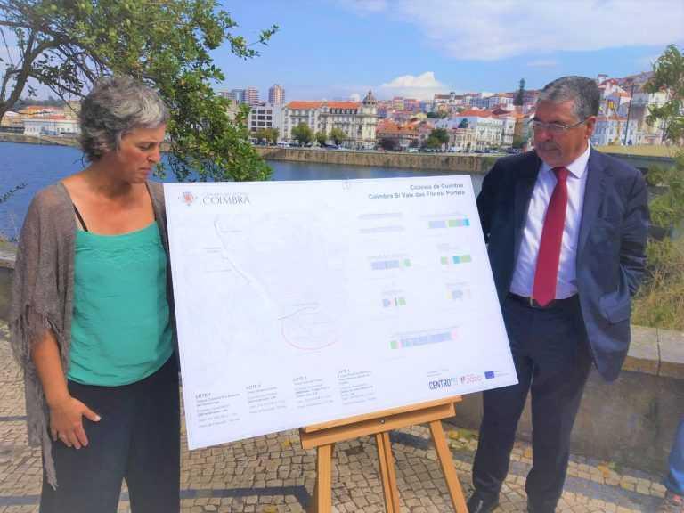 Jornal Campeão: Coimbra: Consignada obra de ciclovia que liga Coimbra-B à Portela