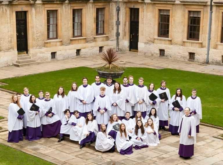 Jornal Campeão: Coro da Universidade de Oxford actua em Coimbra