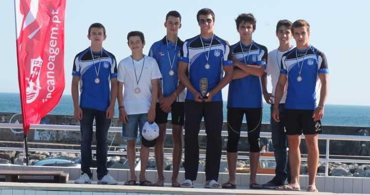 Equipa Sub16 - Fluvial Coimbra