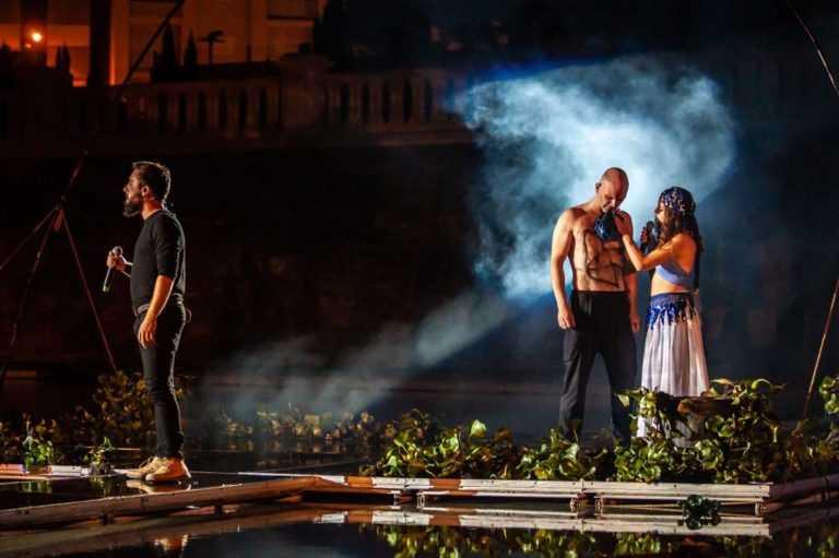 Jornal Campeão: Ançã: Teatro, música, dança e artes circenses invadem Terreiro do Paço