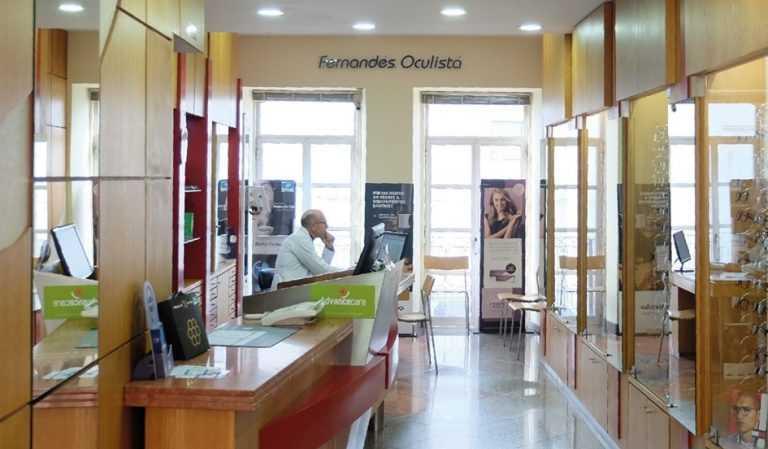Jornal Campeão: Fernandes Oculista assegura continuidade do negócio a celebrar 56 anos