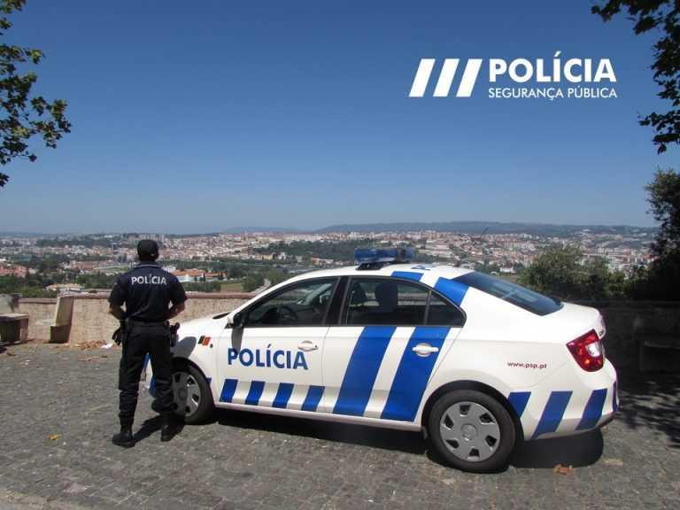 Jornal Campeão: PSP da Figueira da Foz interrompe festa ilegal em Buarcos