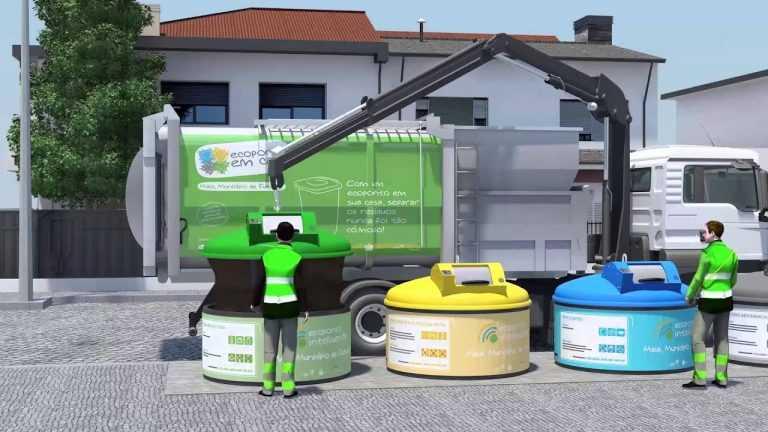 Jornal Campeão: Politécnico de Coimbra: Projecto permite redução da tarifa de resíduos