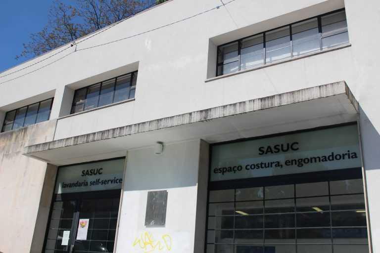 Jornal Campeão: Lavandaria dos SASUC disponível 24 horas por dia