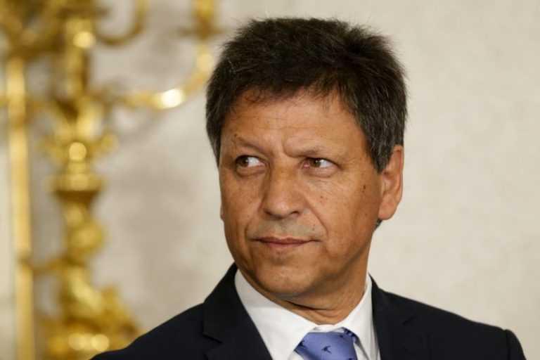 Jornal Campeão: Secretário de Estado da Protecção Civil demitiu-se