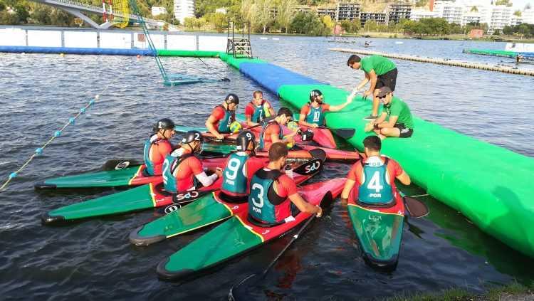 Seleção Nacional Sénior Kayak