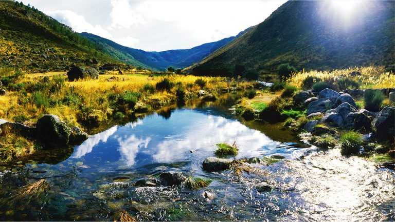 Jornal Campeão: UNESCO atribuiu à Serra da Estrela estatuto de Geopark Mundial