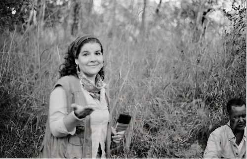 Susana Carvalho - Investigadora do Centro de Ecologia Funcional da FCTUC e da Universidade de Oxford