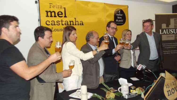 Brinde cerveja lausus - Praxis