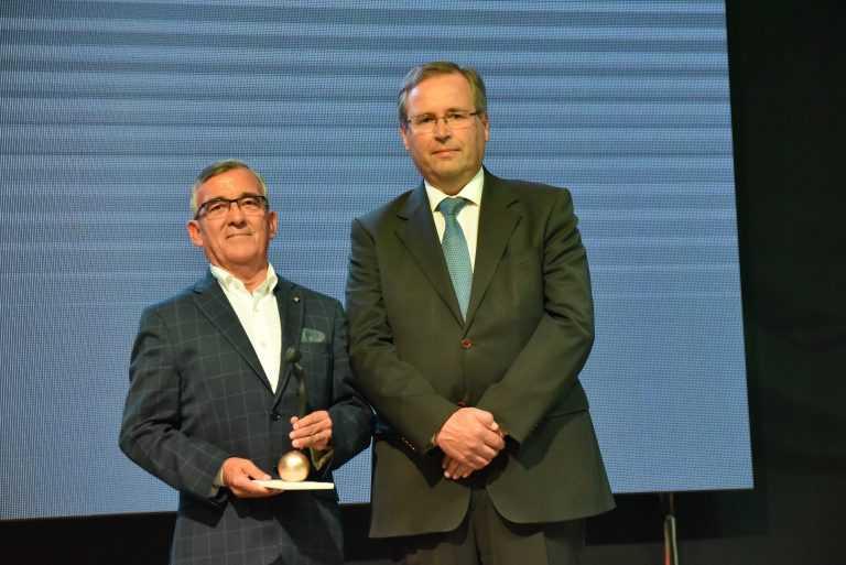 Jornal Campeão: César Fernandes distinguido na gala do desporto de Miranda do Corvo