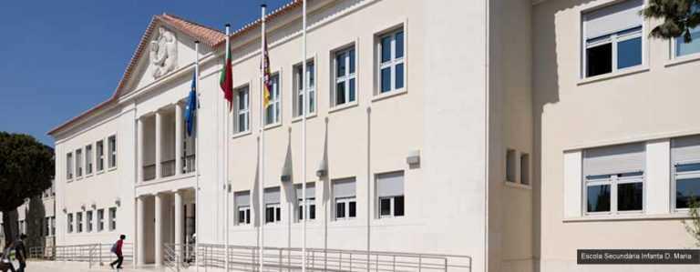 Jornal Campeão: Escola Secundária D. Maria, em Coimbra, em 2.º lugar no ranking das públicas