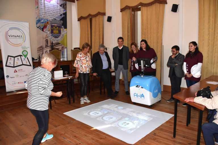 Jornal Campeão: 'VirtuALL' chega aos idosos através da Internet