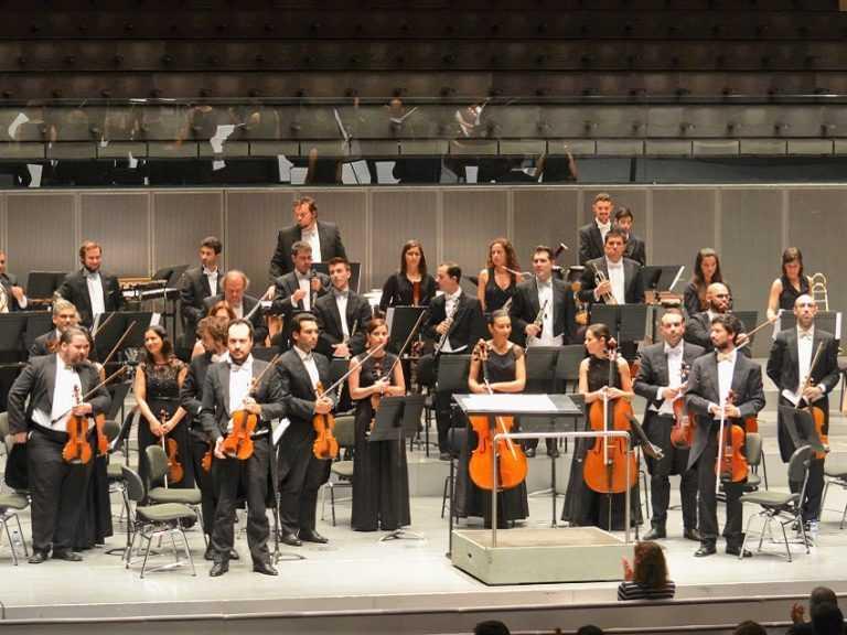 Jornal Campeão: Rainha Santa e Beethoven inspiram concerto da Orquestra do Centro