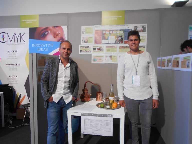Jornal Campeão: Oliveira do Hospital: Jovem representa Portugal em Mostra Internacional