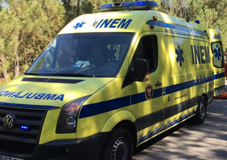Jornal Campeão: Criança atropelada mortalmente pelo pai em Coimbra