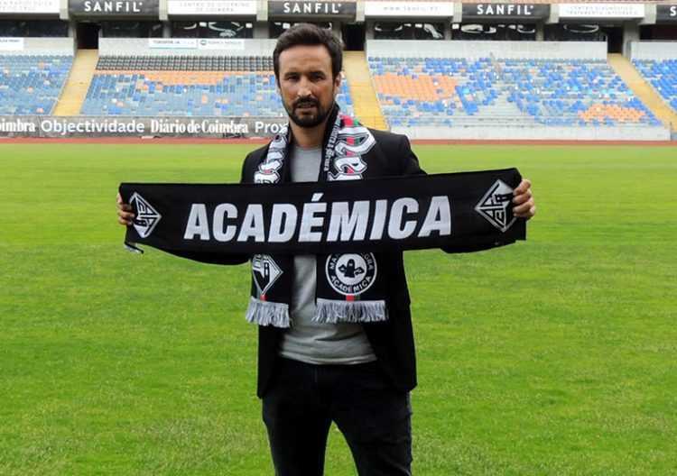Jornal Campeão: Coimbra: César Peixoto demitiu-se de treinador da Académica – SDUQ