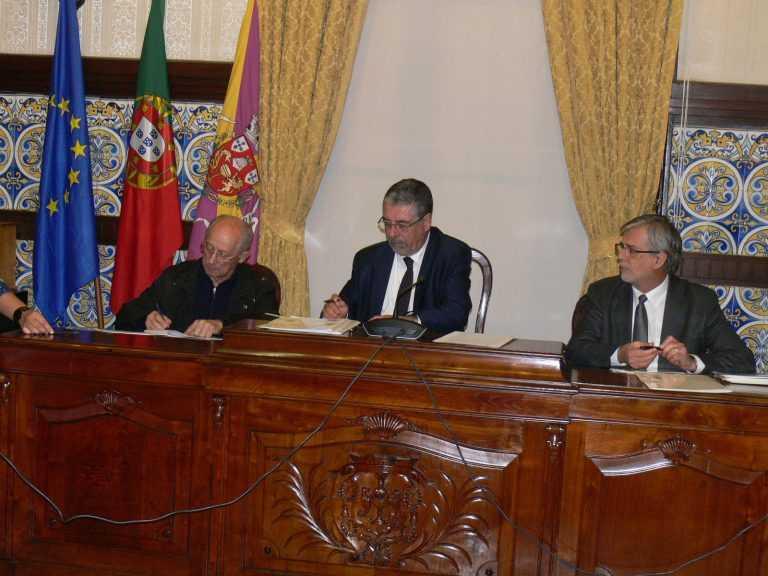 Jornal Campeão: Câmara de Coimbra investe meio milhão em infraestruturas desportivas