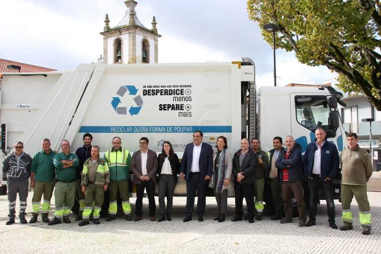 Jornal Campeão: Condeixa-a-Nova vai reduzir factura de quem mais recicla