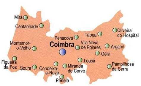 Jornal Campeão: Censos 2021: Distrito de Coimbra perde 5% da população em 10 anos