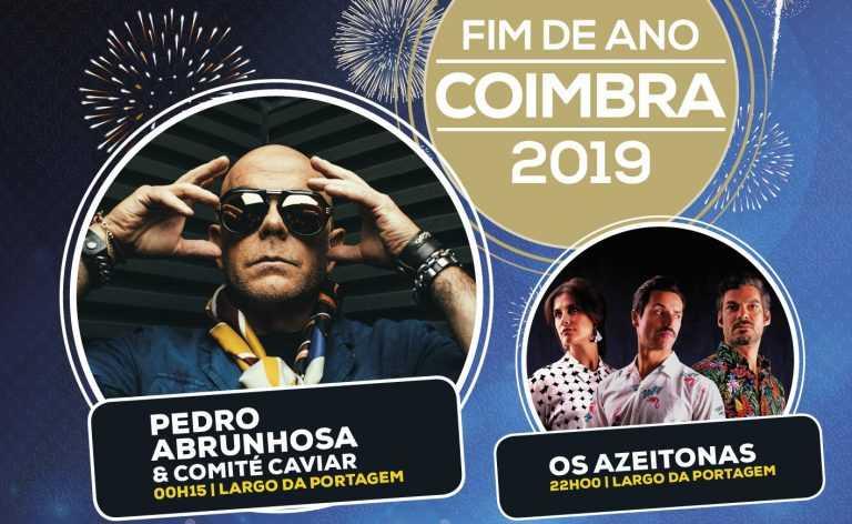 Jornal Campeão: Pedro Abrunhosa e Os Azeitonas dão as boas-vindas a 2020 em Coimbra