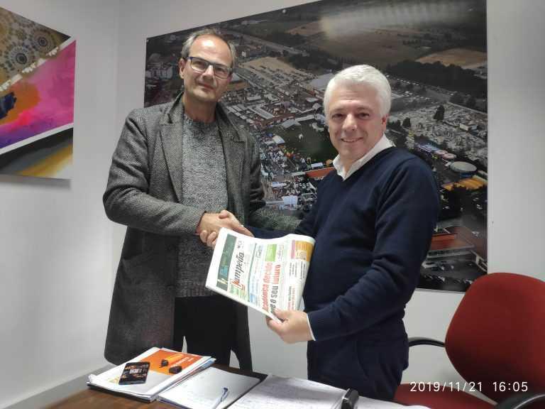 Jornal Campeão: Grupo Media Centro volta a ser parceiro da Expofacic