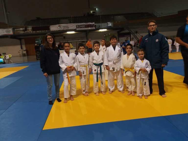 Jornal Campeão: Judocas da ACM com boas prestações desportivas