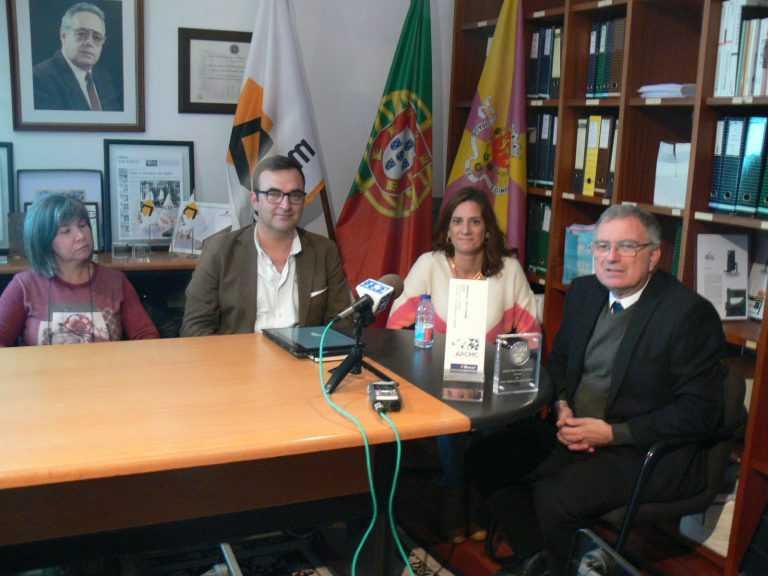 Jornal Campeão: Cadeiras solidárias da Matobra expostas em Coimbra