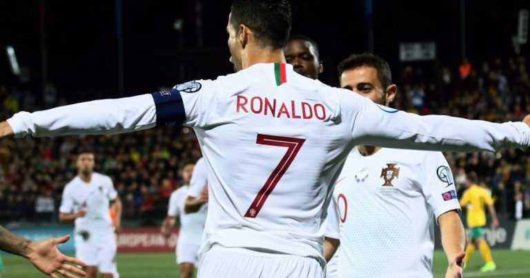 Jornal Campeão: Portugal vence no Luxemburgo e garante lugar no Euro 2020