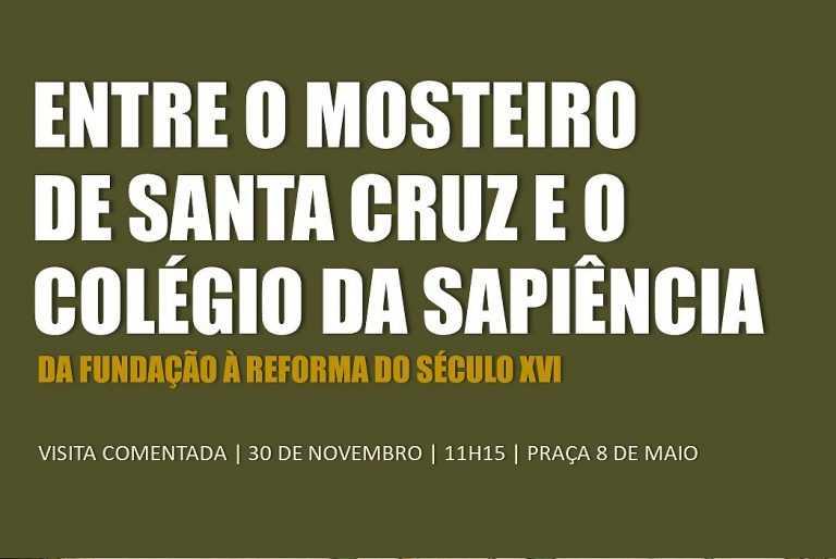 Jornal Campeão: Misericórdia de Coimbra promove visita comentada