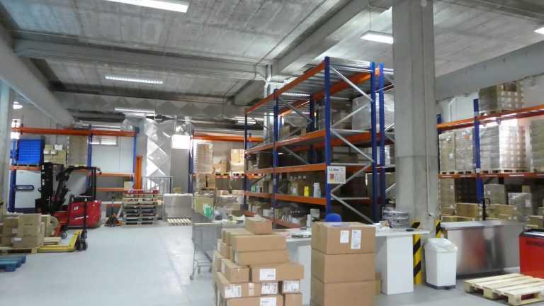 Jornal Campeão: Serviços Farmacêuticos do CHUC têm novo armazém central