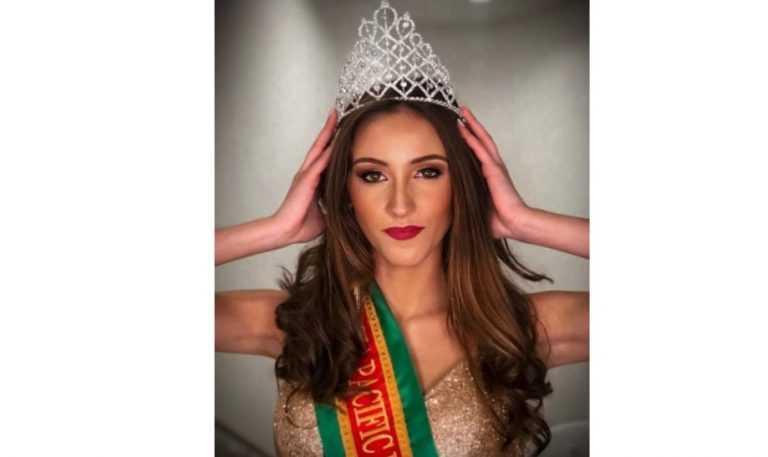 Jornal Campeão: Aluna do ISEC vence Miss Asia Pacific Portugal 2020