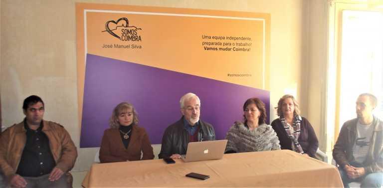 """Jornal Campeão: """"Somos Coimbra"""" aberto ao diálogo e espera nova postura do PS"""