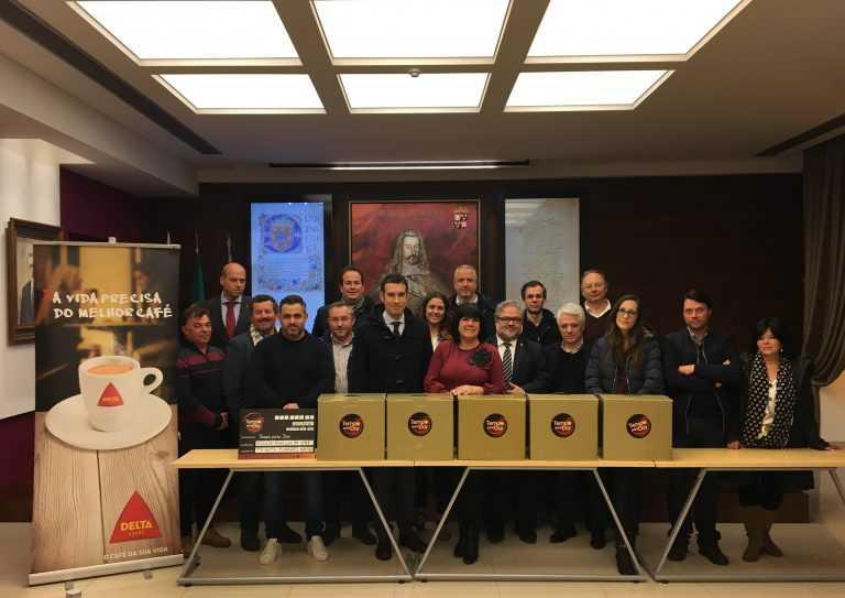 Jornal Campeão: Famílias de Cantanhede apoiadas pela Delta e Expofacic