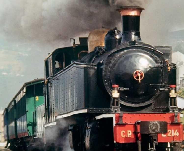 Jornal Campeão: Comboio a vapor regressa à Linha do Vouga