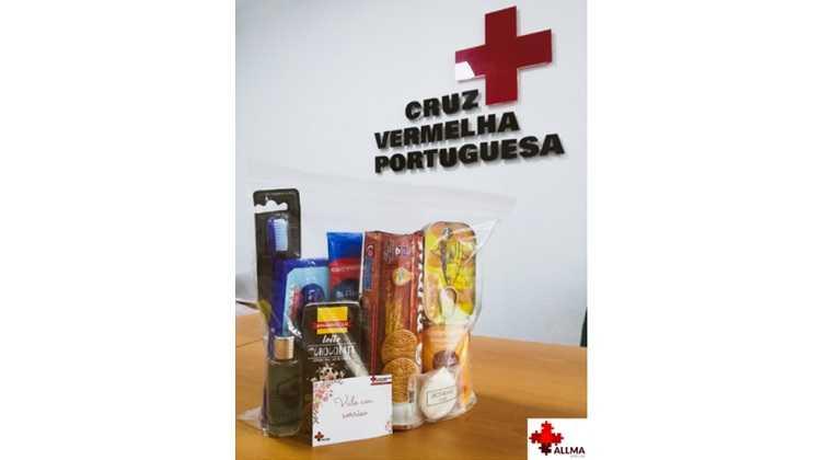 Jornal Campeão: Cruz Vermelha de Coimbra promove construção de cabazes para sem-abrigo