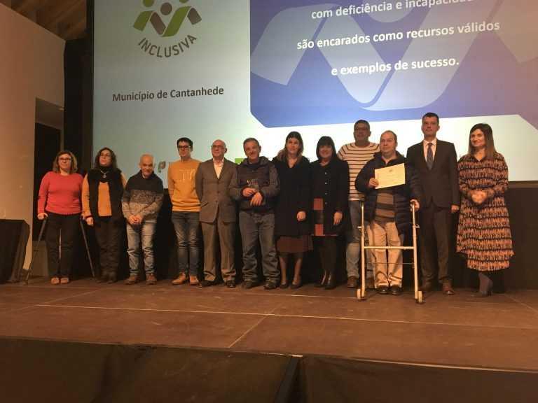 Jornal Campeão: Cantanhede reconhecido como Entidade Empregadora Inclusiva