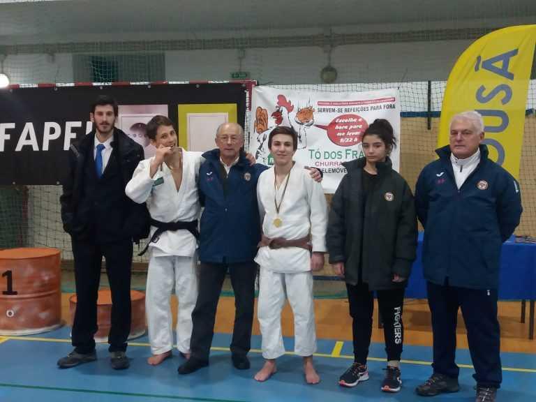 Jornal Campeão: João Amaro e Bernardo Tralhão campeões no Open de Coimbra