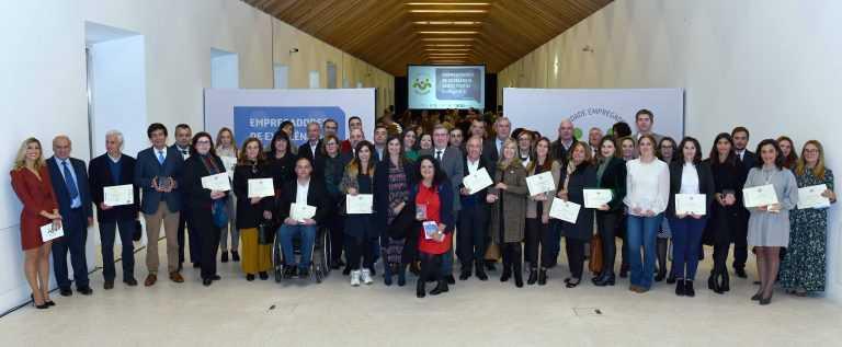 Jornal Campeão: IEFP distingue 28 entidades empregadoras inclusivas