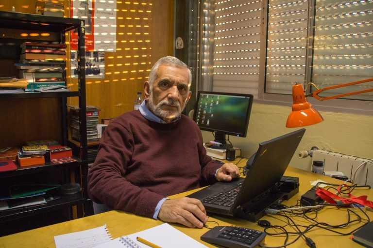 Jornal Campeão: João de Sousa Andrade, da FEUC, profere 'Última Lição'