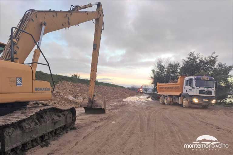 Jornal Campeão: Trabalhos de limpeza já começaram em Montemor-o-Velho