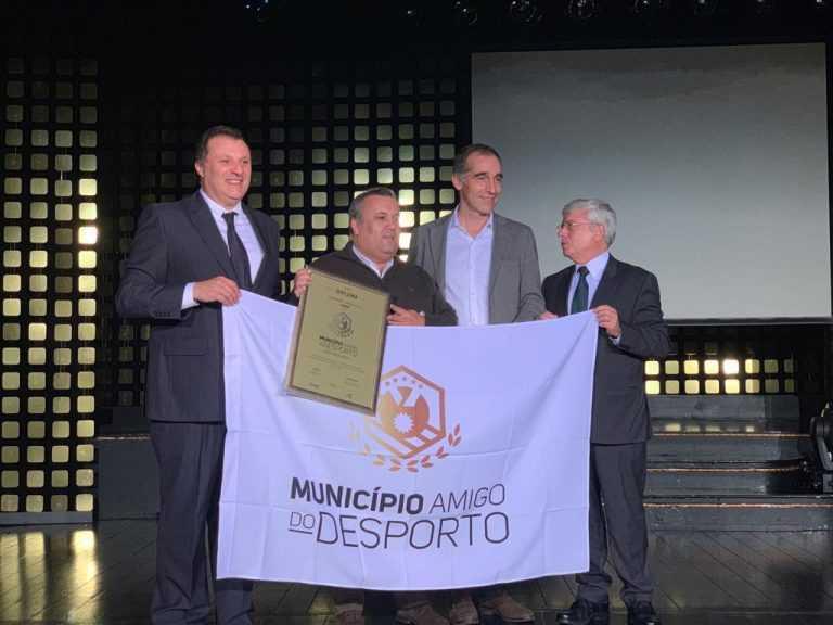 Jornal Campeão: Lousã premiada por boas práticas no desporto