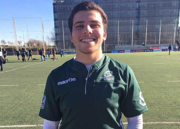 Jornal Campeão: Atleta da Secção de Rugby da AAC na Selecção Nacional de Sub-20