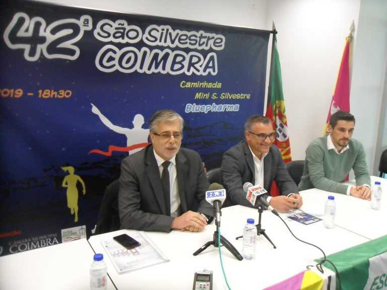 Jornal Campeão: Corrida S. Silvestre de Coimbra bate recorde de participantes