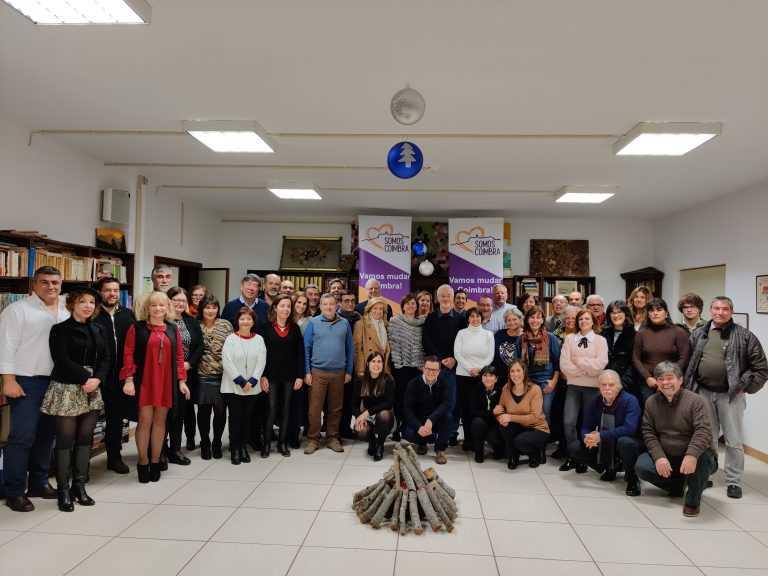 Jornal Campeão: Jantar de Natal do Somos Coimbra marcado por cariz solidário