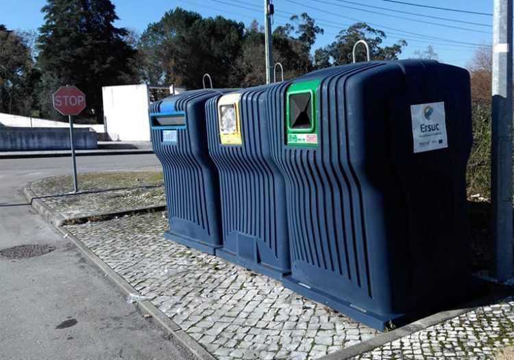 Jornal Campeão: Condeixa reforça rede de ecopontos para incentivar à reciclagem