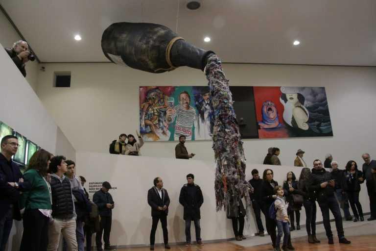 Jornal Campeão: Museu do Vinho Bairrada apresenta três novas exposições