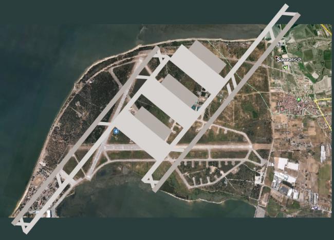 Aeroporto no Montijo